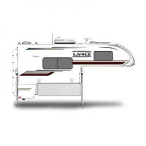 Lance 825 Short Bed Extérieur
